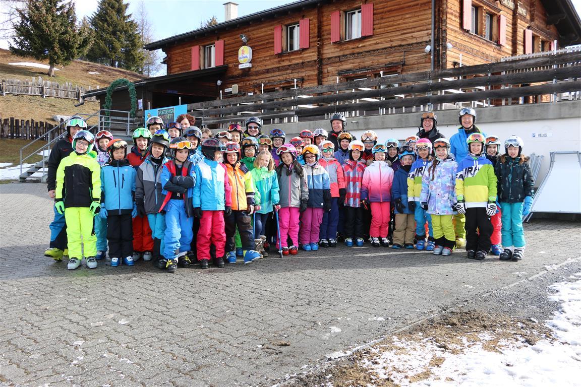 Skilager Obersaxen 2017